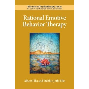 Rational Emotive Behavior Therapy - Front Cover